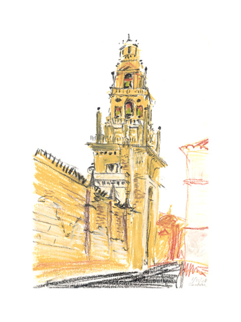 Spain – Collected Sketches
