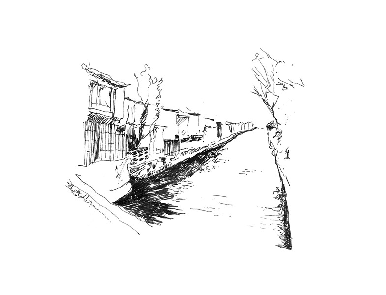 Japan – Collected Sketches