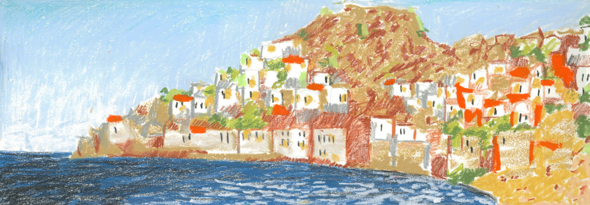 Greece – Collected Sketches