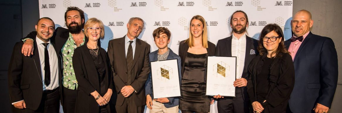 2017 NSW Architecture Awards
