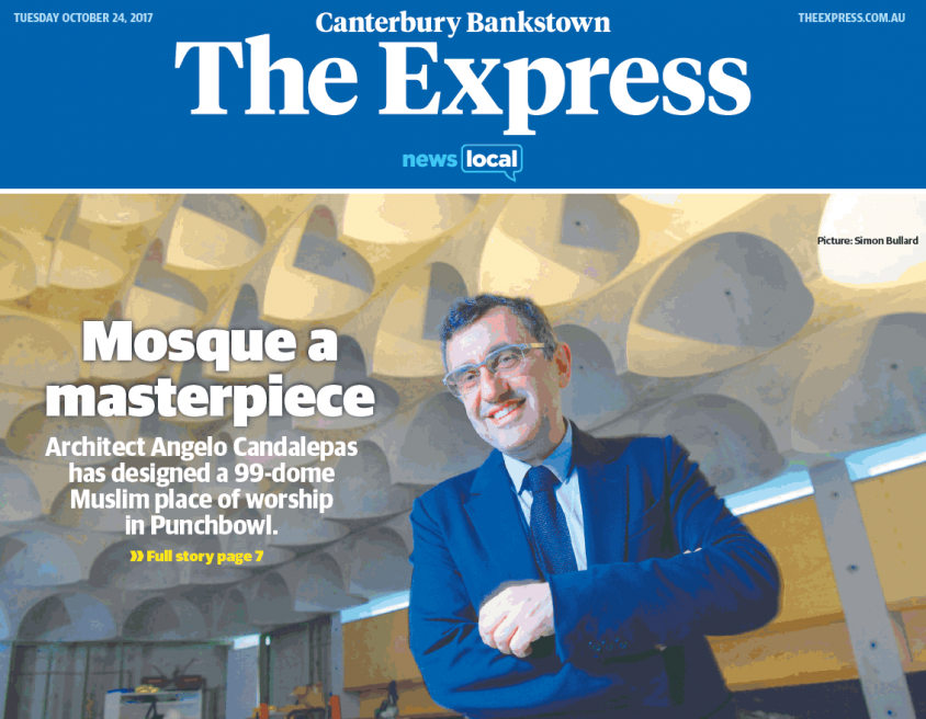 The Express Cover Feature