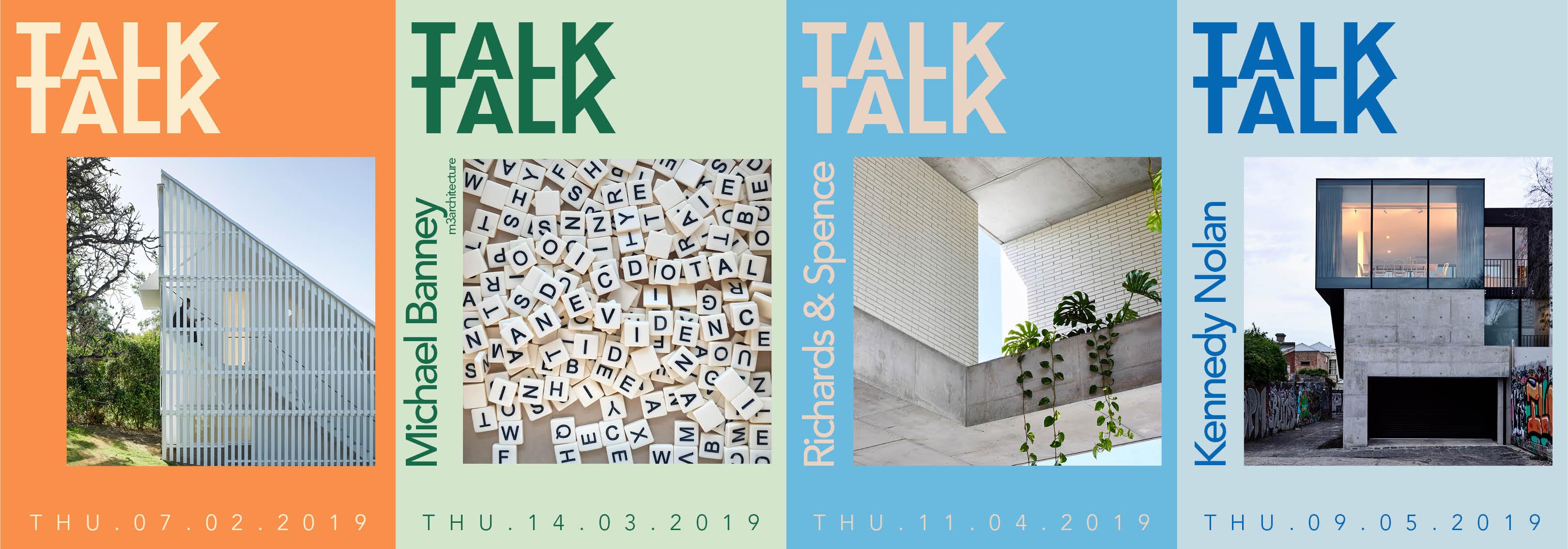 TALK TALK 2019